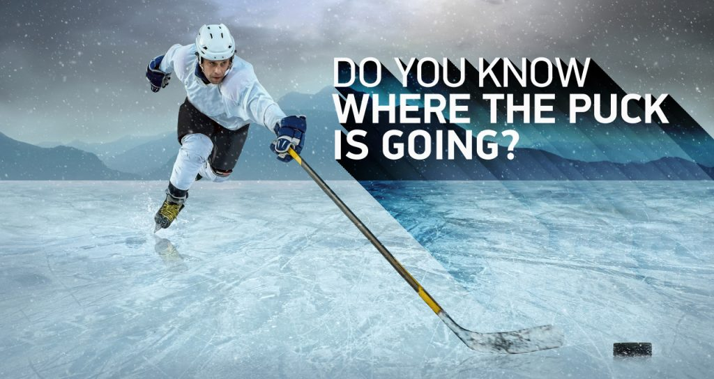 Innovation: Do You Know Where the Puck is Going?