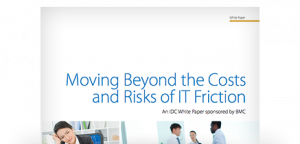 IDC Friction Report