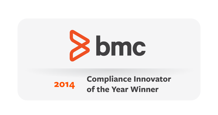 BMC Compliance Innovator of the Year Winner