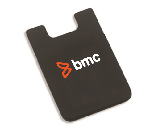 BMC Silicone Phone Wallet
