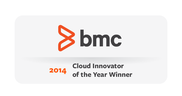 Morningstar is the 2014 BMC Cloud Innovator of the Year