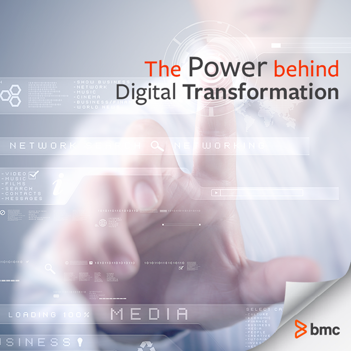 The Power Behind Digital Transformation