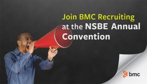 BMC Recruiting at NSBE Event