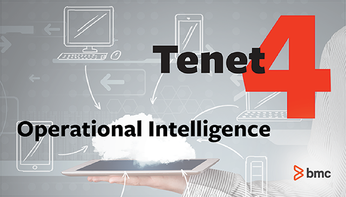 Fourth Tenet: Operational Intelligence