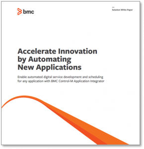 Accelerate Innovation by Automating New Apps