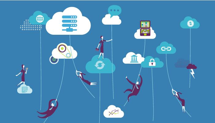 mudança na adoção de aplicações nativas da nuvem
