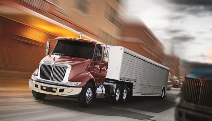 Big Trucks Deliver Big Data at Navistar