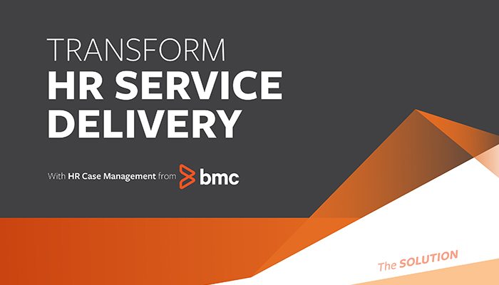 Transform HR Service Delivery