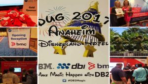 Making Magic Happen with DB2 @IDUG – the Best of the Best at Disneyland, CA