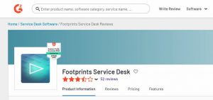 Footprint Service Desk
