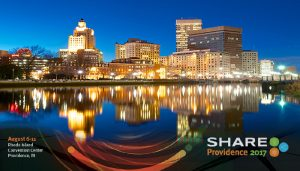 SHARE, the Mainframe and Providence, RI –  Embracing the Digital World