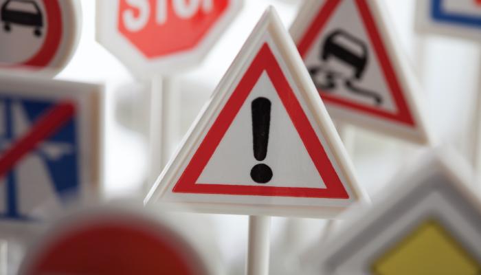 Warning Signs Blog